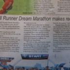 TBR Dream Marathon in Philippine Star